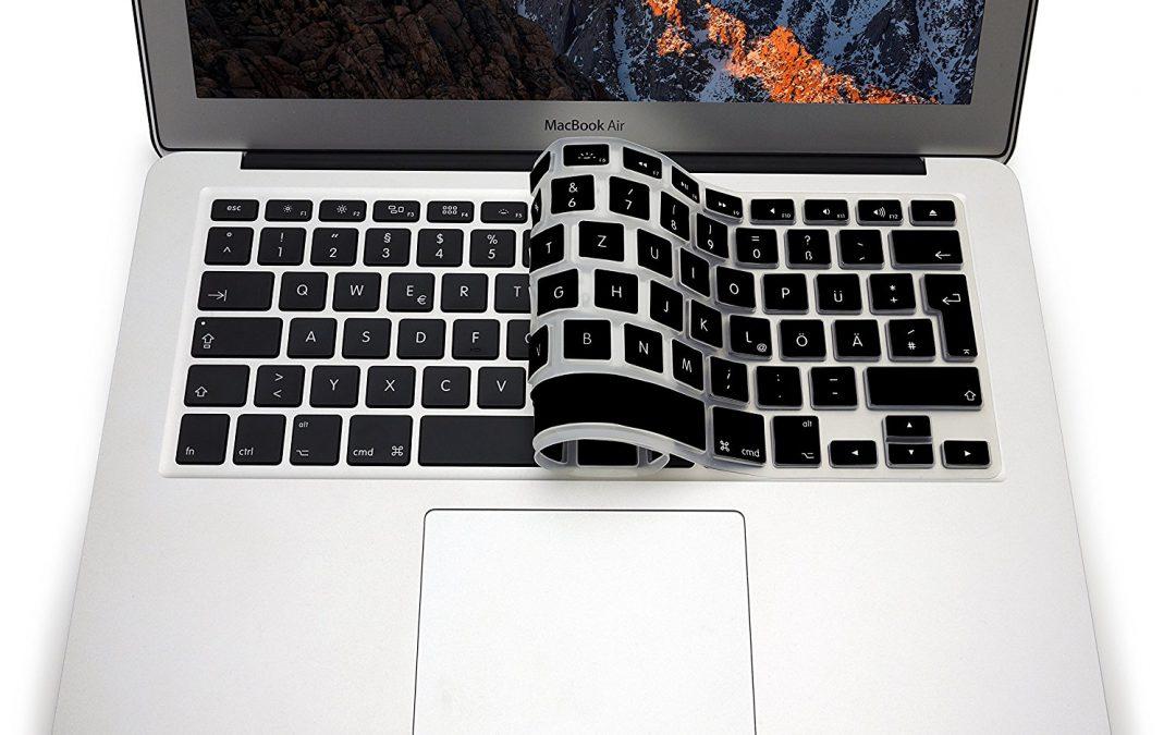 Tipp 28: US Tastatur Tastaurfolie in DE (QWERTZ) wechslen